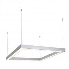 Светодиодный профильный светильник квадрат  SMD-4K 40W 500x500