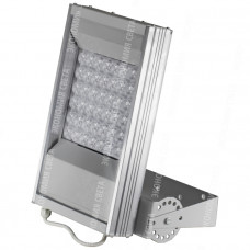 Линзованный светодиодный промышленный светильник на скобе SMD-L 56W