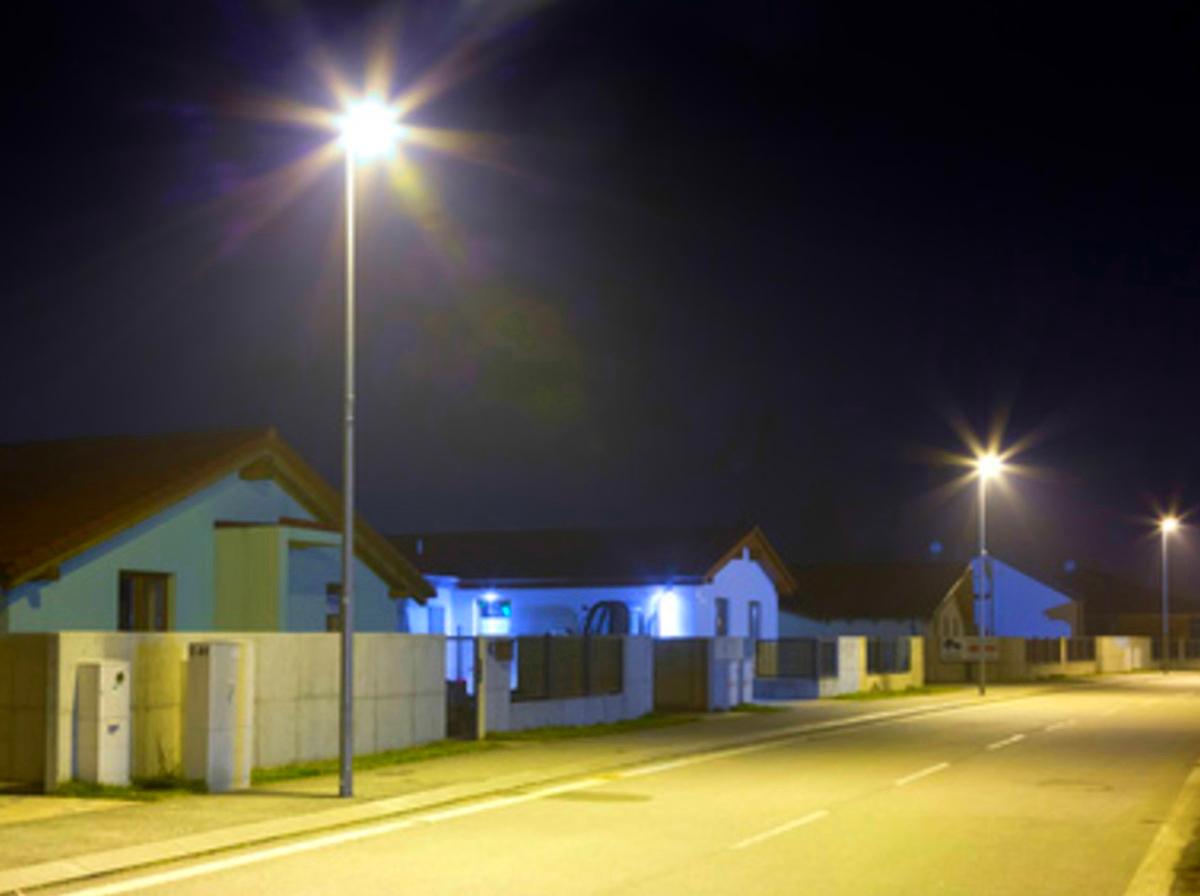освещение загородных домов