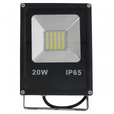 Прожектор LED светодиодный СДО-12v-20 Вт
