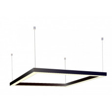 Светодиодный профильный светильник SMD-Line-4K Квадрат 80W 1040mm