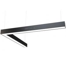 Светодиодный линейный светильник SMD-Line-2K Угол 40W 500x500mm