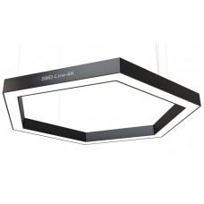 Светодиодный профильный светильник SMD-Line-6K Шестигранник 60W 530mm